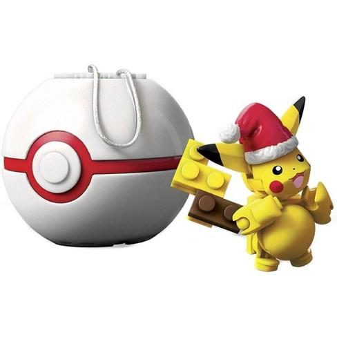 Pokémon Mega Construx Holiday Pikachu Set FVK72 - image 1 of 2