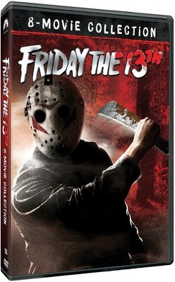 Friday The 13th: The Ultimate Collection (DVD)