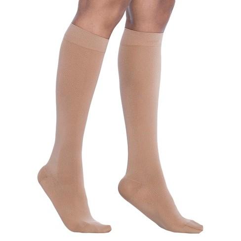 b34582334 Women s Opaque Knee-hi SS Nude   Target