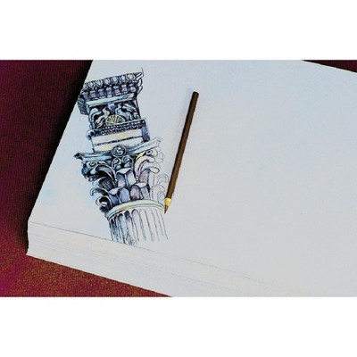 Bogus Drawing Paper, 12 x 18 Inches, 80 lb, Gray, 250 Sheets