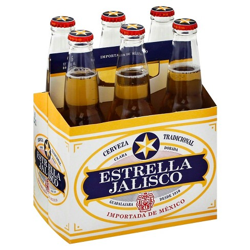 Estrella® Jalisco Beer - 6pk / 11.2oz Bottles - image 1 of 1