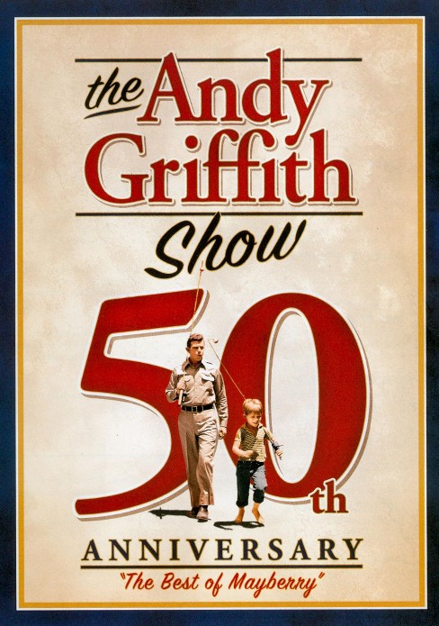 Andy griffith show:50th anniversary t (DVD) - image 1 of 1