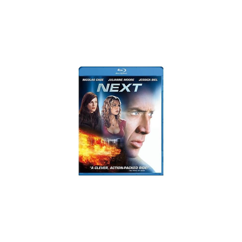 Next (Blu-ray), Movies
