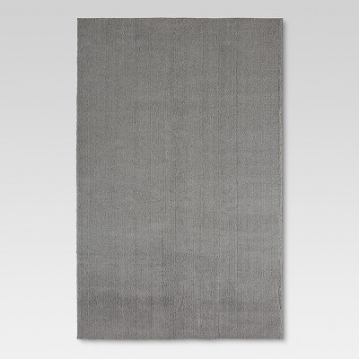 6'6 X10' Solid Tufted Area Rugs Gray - Project 62™