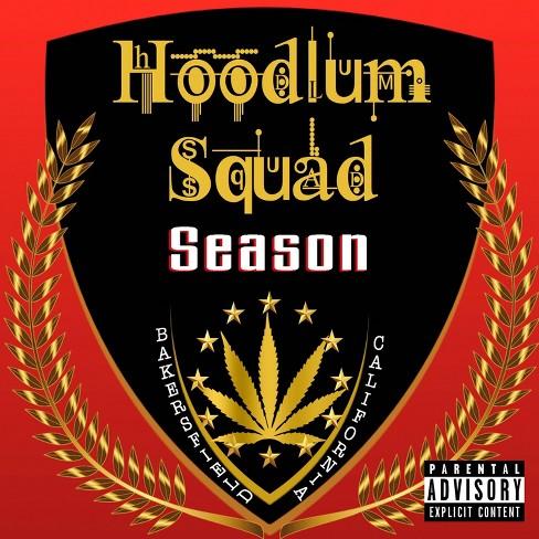 Hoodlum Squad - Season (CD) - image 1 of 1