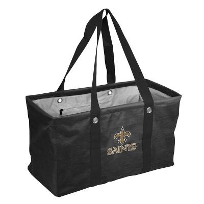 NFL New Orleans Saints Crosshatch Picnic Caddy Frame Backpack