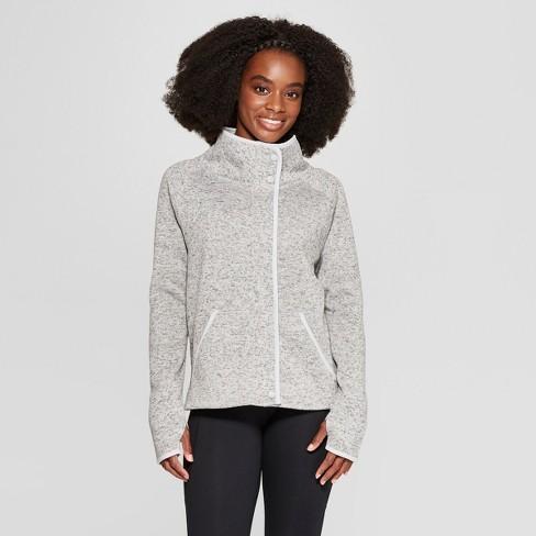 8c68258e30 Women s Sweater Fleece Full Zip - C9 Champion®. Shop all C9 Champion®