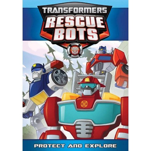 Transformers Rescue Bots: Protect & Explore (DVD) - image 1 of 1