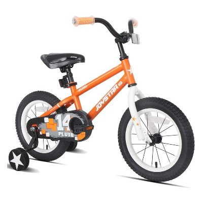 JoyStar 18 Inch Kids Bike Front Wheels Replacement with 18 Inch Air Rubber Tire