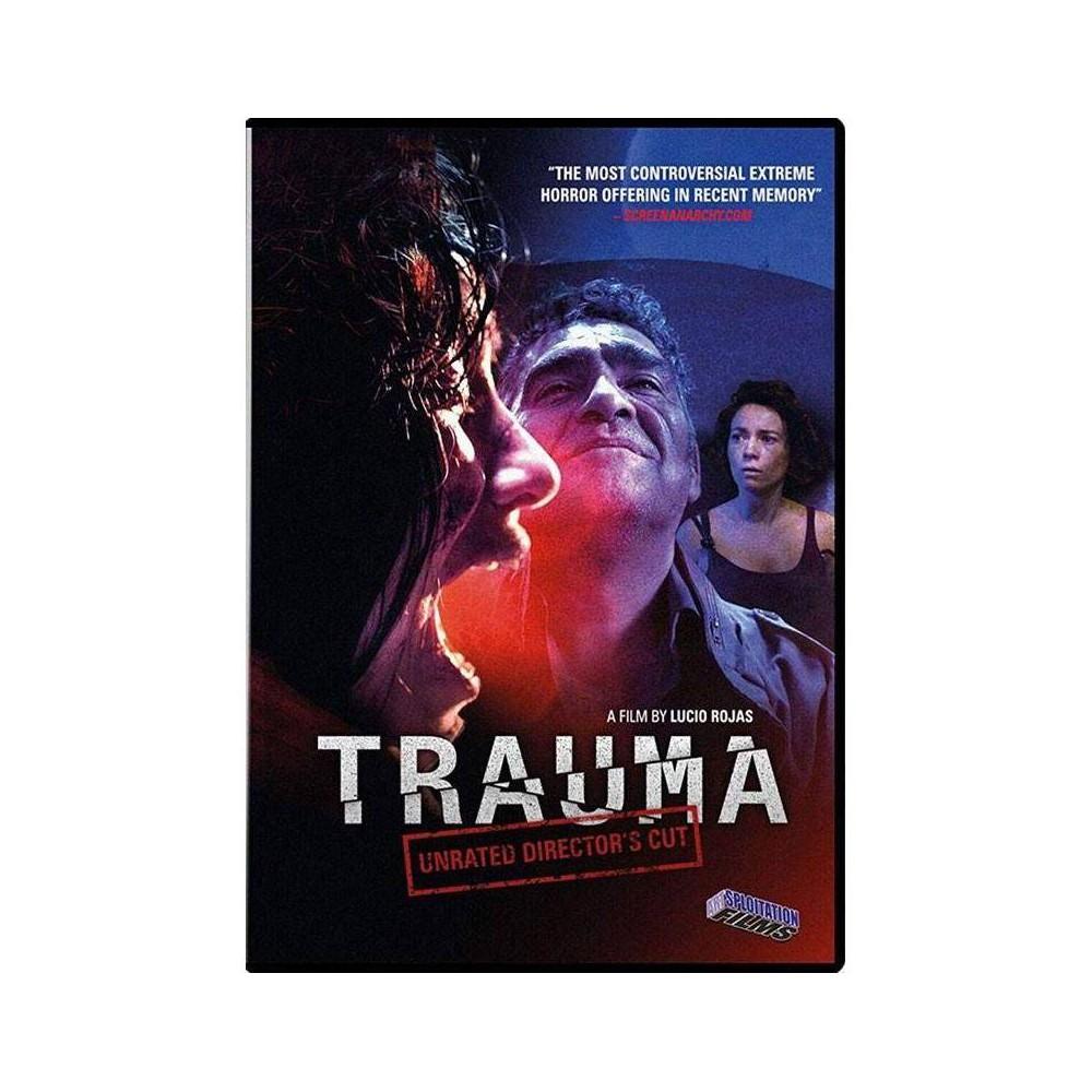 Trauma Dvd 2018