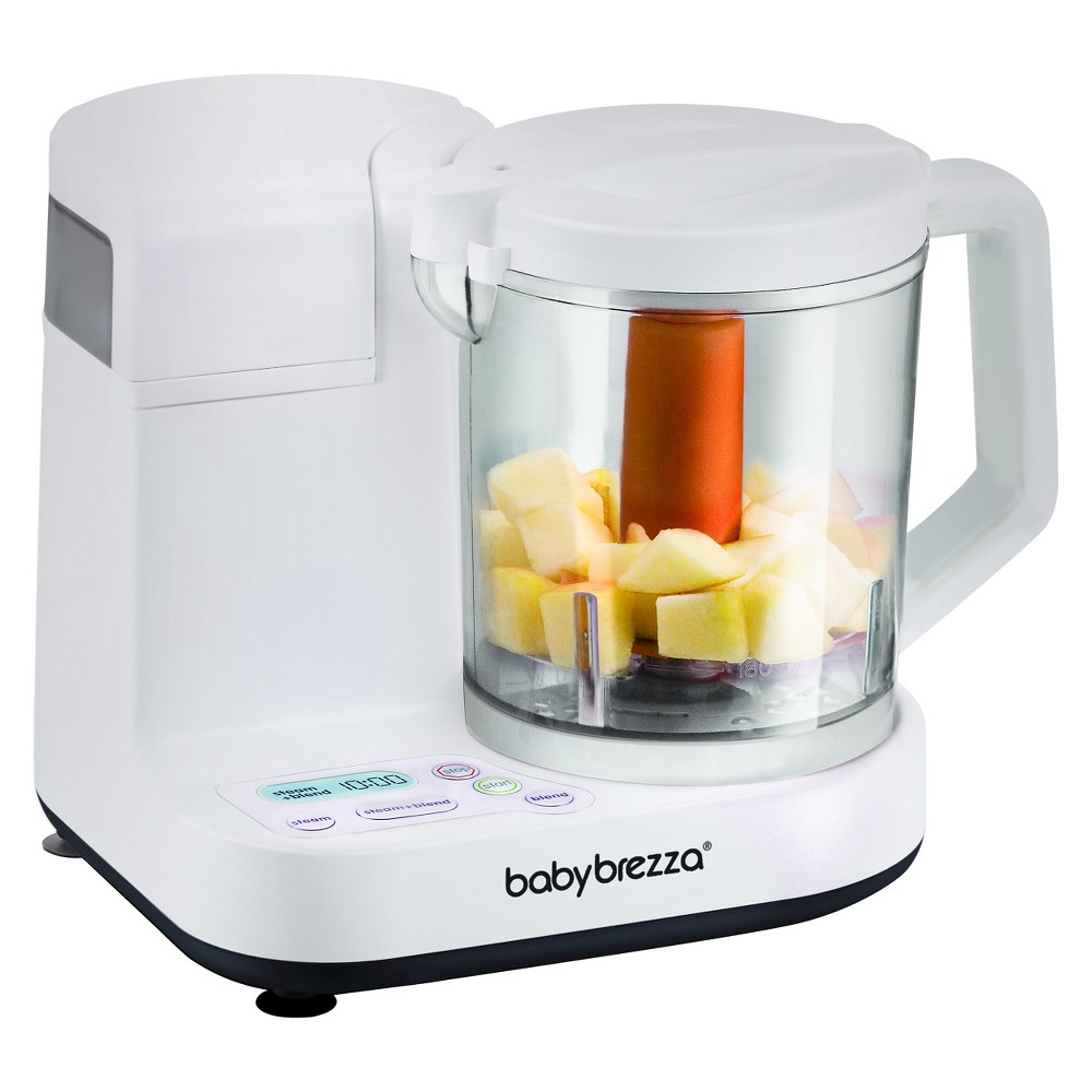 Image of Baby Brezza Food Blender and Processor White