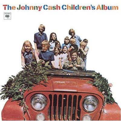 Johnny Cash - Johnny Cash Children's Album (CD)