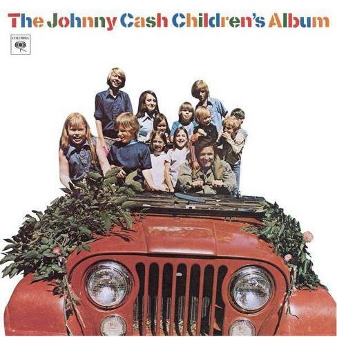 Johnny Cash - Johnny Cash Children's Album (CD) - image 1 of 1
