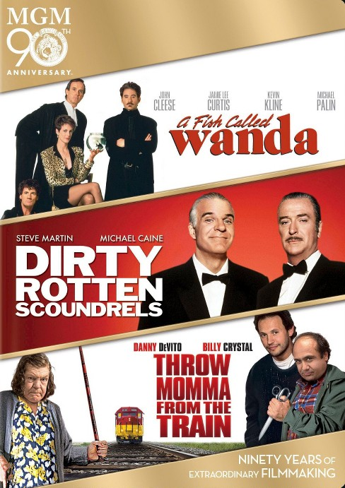 Fish called wanda/Dirty rotten scound (DVD) - image 1 of 1