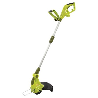 Sun Joe® 13-Inch 4-Amp Electric Grass Trimmer + Edger - Green