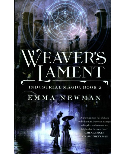 Weaver's Lament (Paperback) (Emma Newman) - image 1 of 1