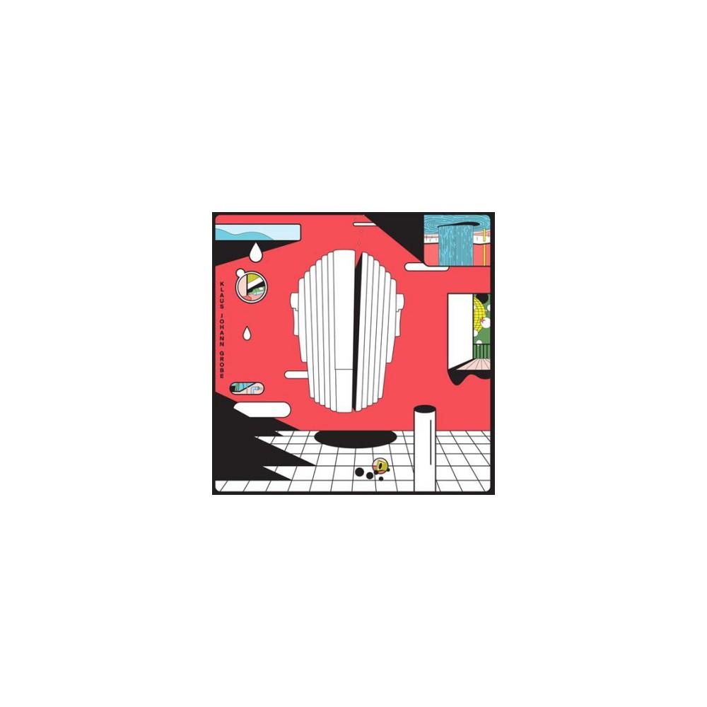Klaus Johann Grobe - Du Bist So Symmetrisch (CD)
