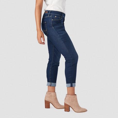 bb78cbf4 DENIZEN® From Levi's® Women's Mid-Rise Modern Slim Cuffed Jeans ...