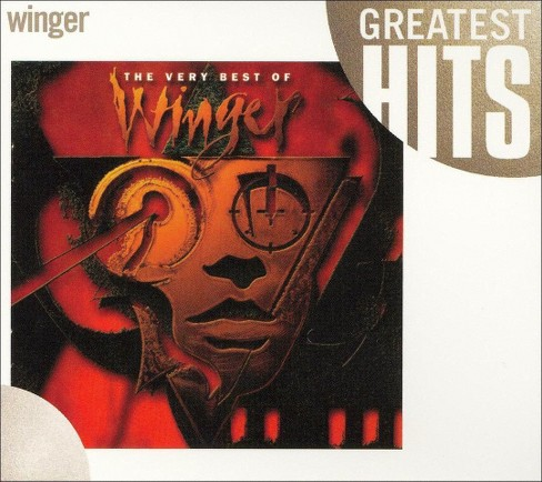 Winger - Very best of winger (CD) - image 1 of 5