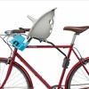 Bell Sports Mini Shell Front Bike Child Carrier - Gray - image 3 of 4