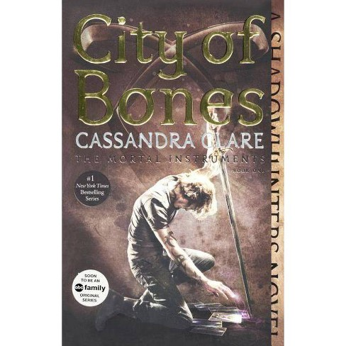 City of Bones - (Mortal Instruments) by  Cassandra Clare (Hardcover) - image 1 of 1