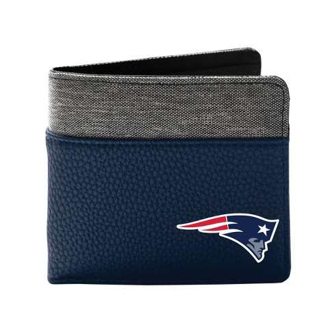NFL New England Patriots Pebble BiFold Wallet - image 1 of 2