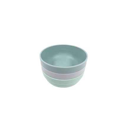 Bowl - 3pk - Cloud Island™ Green/Gray/Light Green