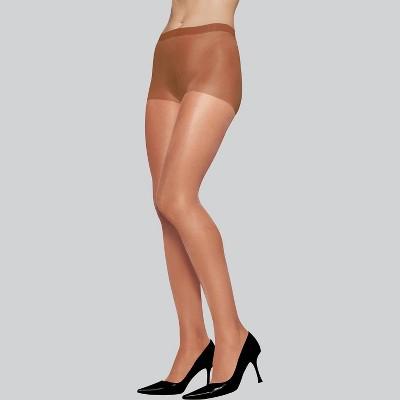 L'eggs Everyday Women's Sheer Regular 4pk Pantyhose - Suntan Q