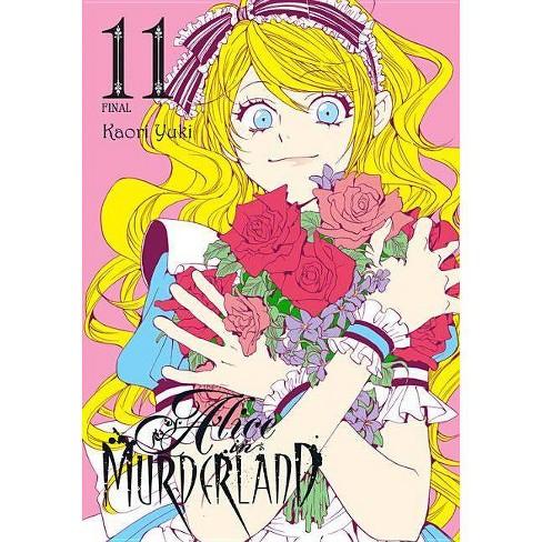 Alice in Murderland, Vol. 11 - by  Kaori Yuki (Hardcover) - image 1 of 1