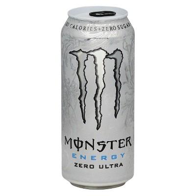 Energy & Sports Drinks: Monster Ultra