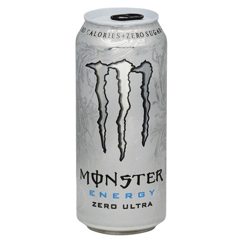 Monster Energy, Zero Ultra- 16 fl oz Can - image 1 of 2