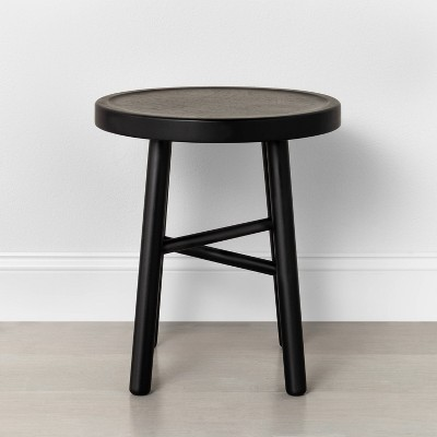 Shaker Accent Table or Stool Black - Hearth & Hand™ with Magnolia