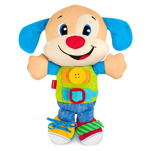 Fisher-Price Laugh and Learn To Dress Puppy - image 1 of 9