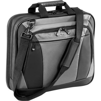 Targus CityLite Notebook Case CVR400 - Top-loading - Nylon - Black, Gray