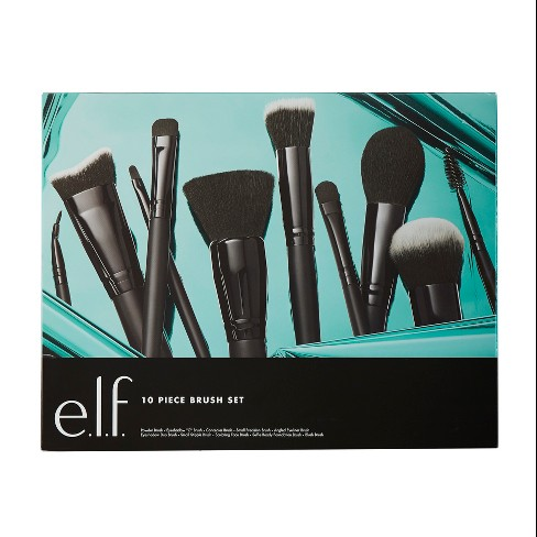 e.l.f. Holiday Brush Set - 10pc - image 1 of 2