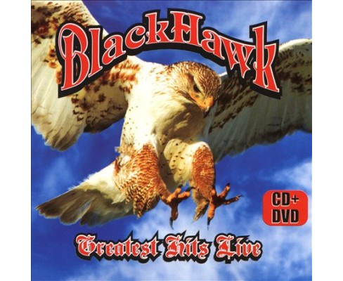 Blackhawk - Greatest Hits Live (CD) - image 1 of 1