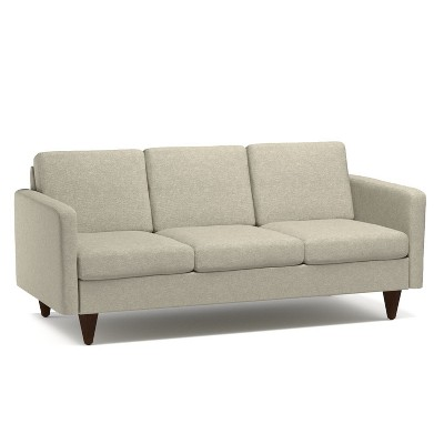 Merveilleux Carlyle Mid Century Modern Sofa Barley Tan   Handy Living : Target