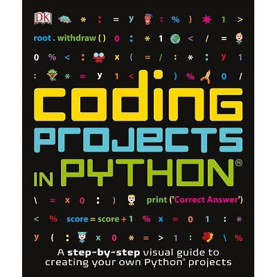 Coding Projects in Python - (Computer Coding for Kids) (Paperback)