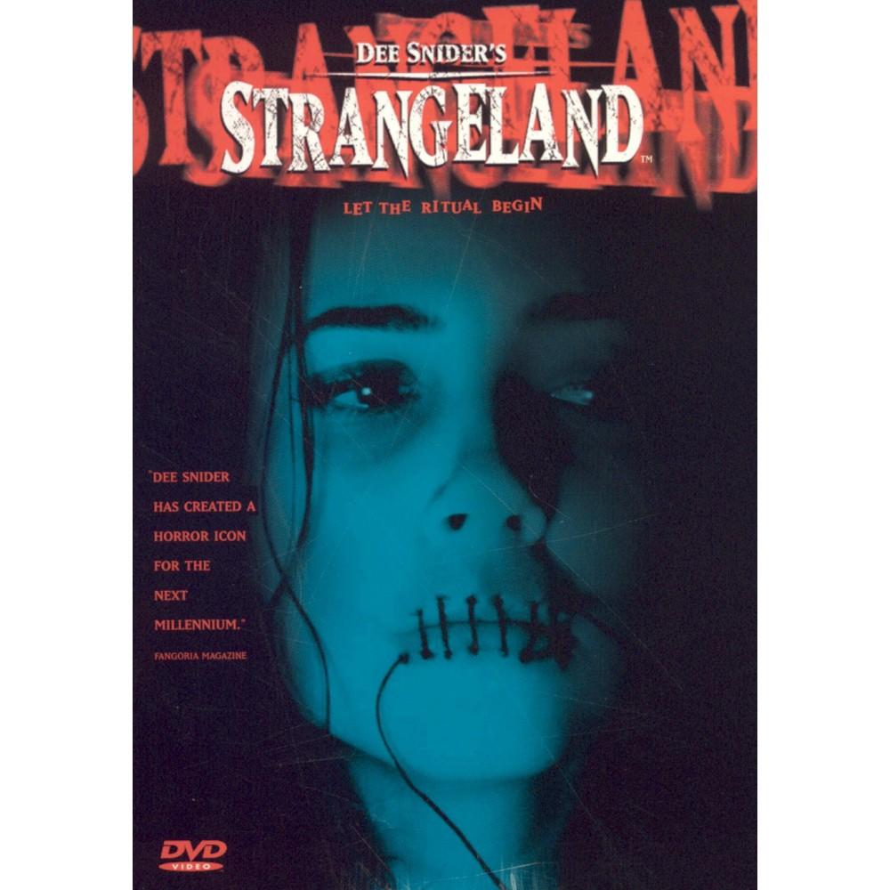 Strangeland (Dvd), Movies