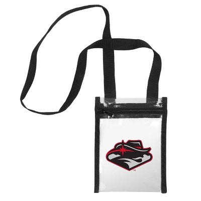 NCAA UNLV Rebels Clear Crossbody Messenger Bag