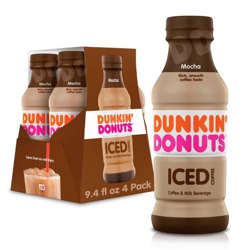 Dunkin' Donuts Mocha - 4pk/9.4 fl oz Bottles - image 1 of 4