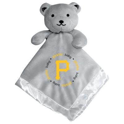 MLB Pittsburgh Pirates Gray Baby Bear
