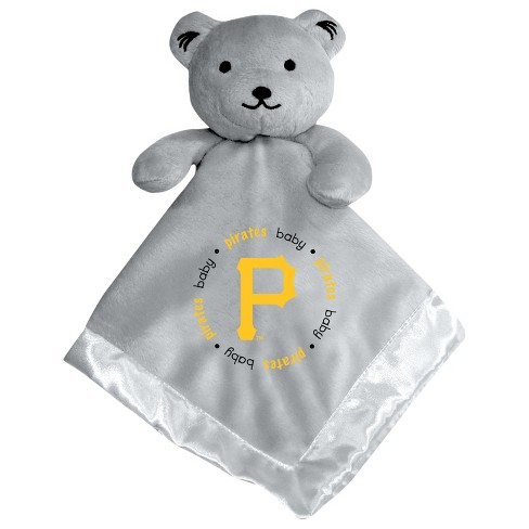 MLB Pittsburgh Pirates Gray Baby Bear - image 1 of 1