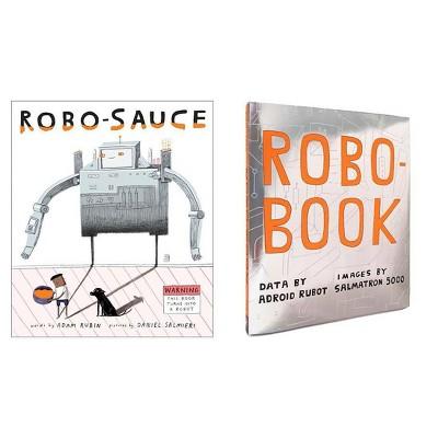 Robo-sauce (Hardcover)by Adam Rubin