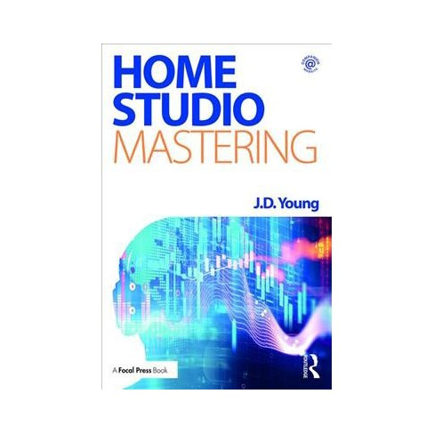 Home Studio Mastering By Jochem De Jong Paperback Target