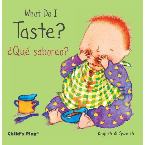 What Do I Taste? / �qu� Saboreo? - (Board_book) - image 1 of 1