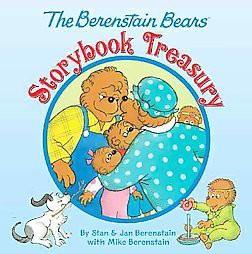 The Berenstain Bears Storybook Treasury ( The Berenstain Bears)(Hardcover)by Stan Berenstain