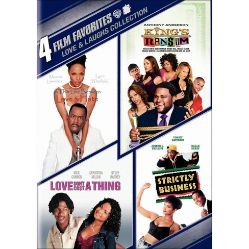 Love & Laughs Collection: 4 Film Favorites (2 Discs) (dvd_video) - image 1 of 1