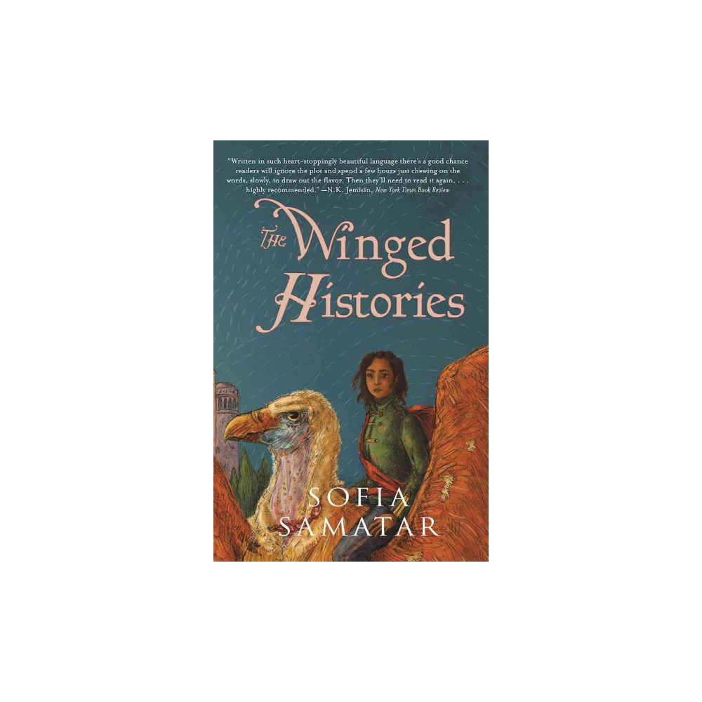 Winged Histories (Reprint) (Paperback) (Sofia Samatar)