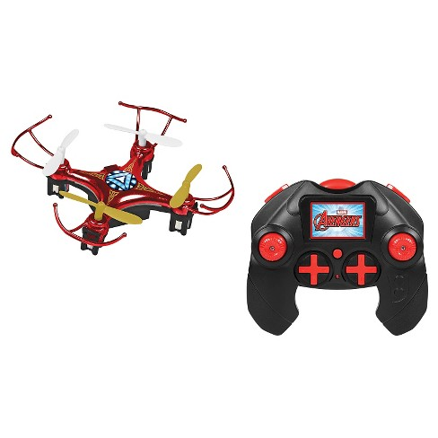 Marvel Avengers Iron Man Micro Drone 2.4GHz 4.5CH RC Quadcopter - image 1 of 1